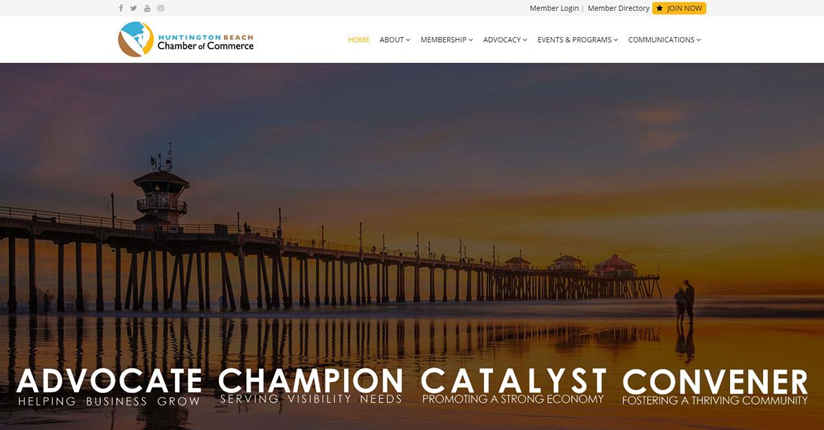 Huntington Beach Chamber Staff